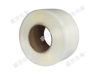 全自动白色透明打包带